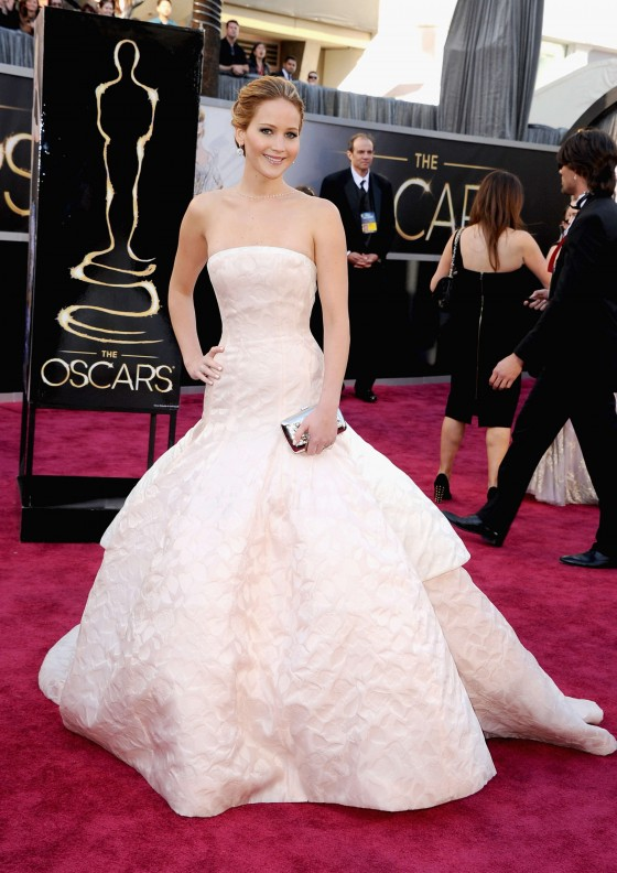 Red Carpet Recap: Best Dressed Celebs at the 2013 Oscars ...