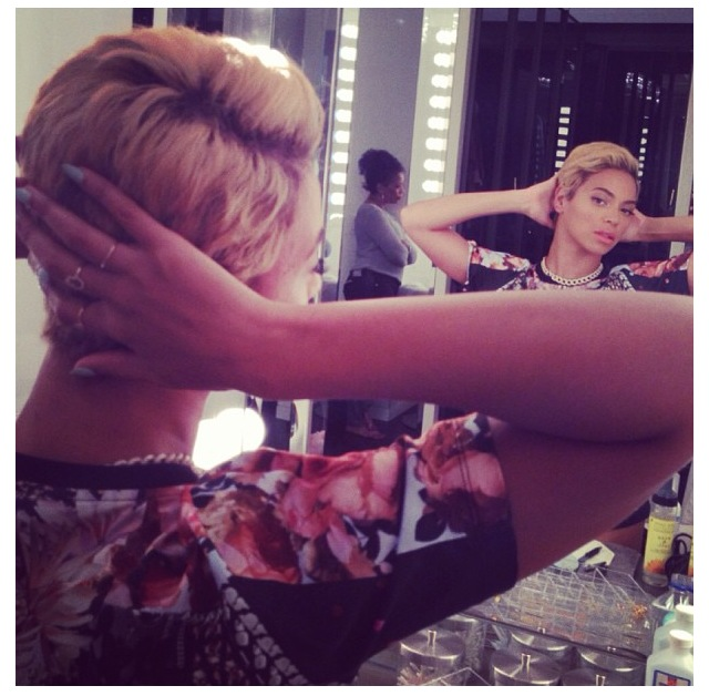 Haute or Not?: Beyonce Debuts New Pixie Cut