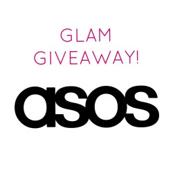 GLAM GIVEAWAY ASOS GIFT CARD BEAUTY AND THE BEAT BLOG