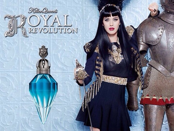 Product Review The New Katy Perry Killer Queen Royal