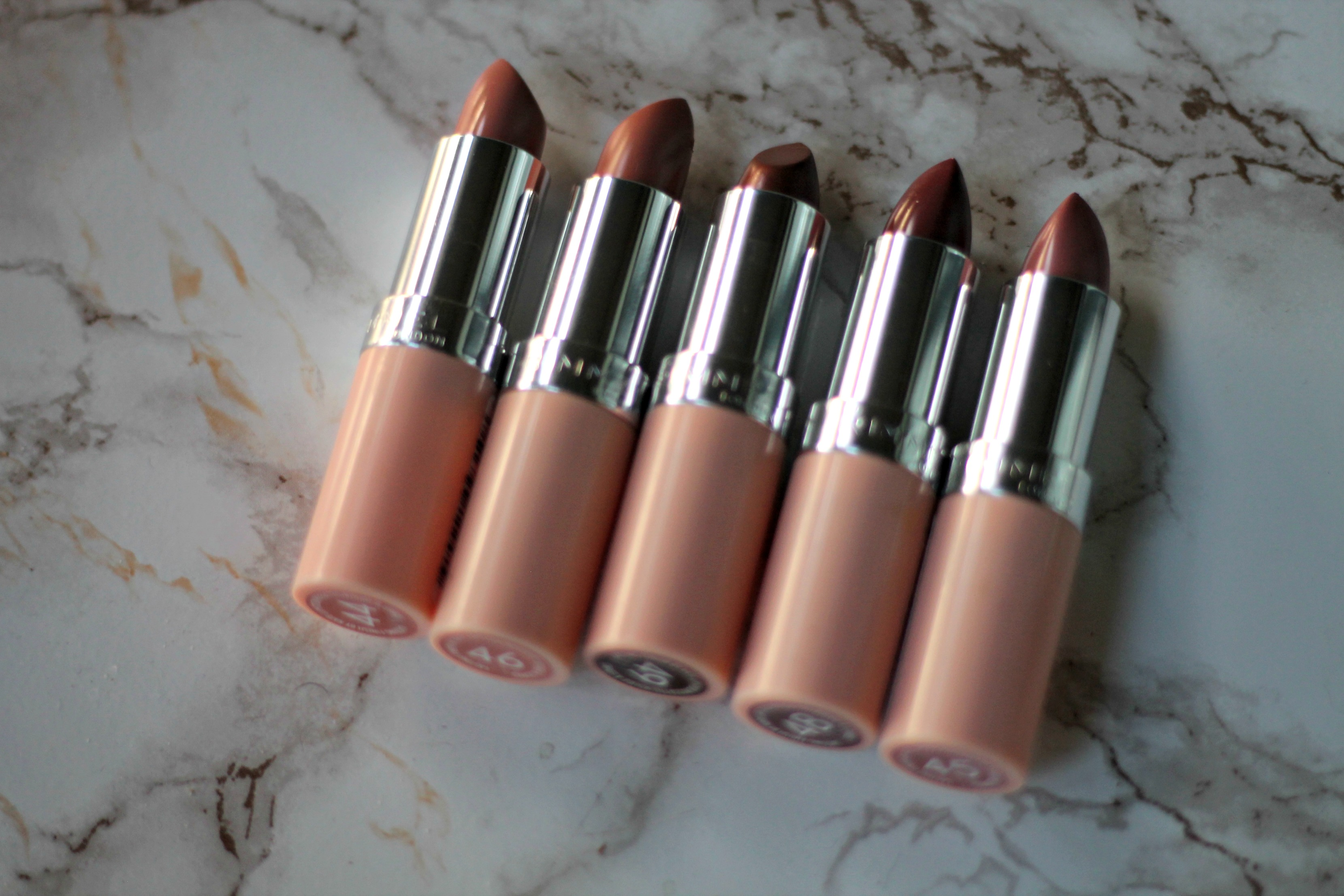 The Essential Nude Lip Lasting Finish Lipstick By Kate