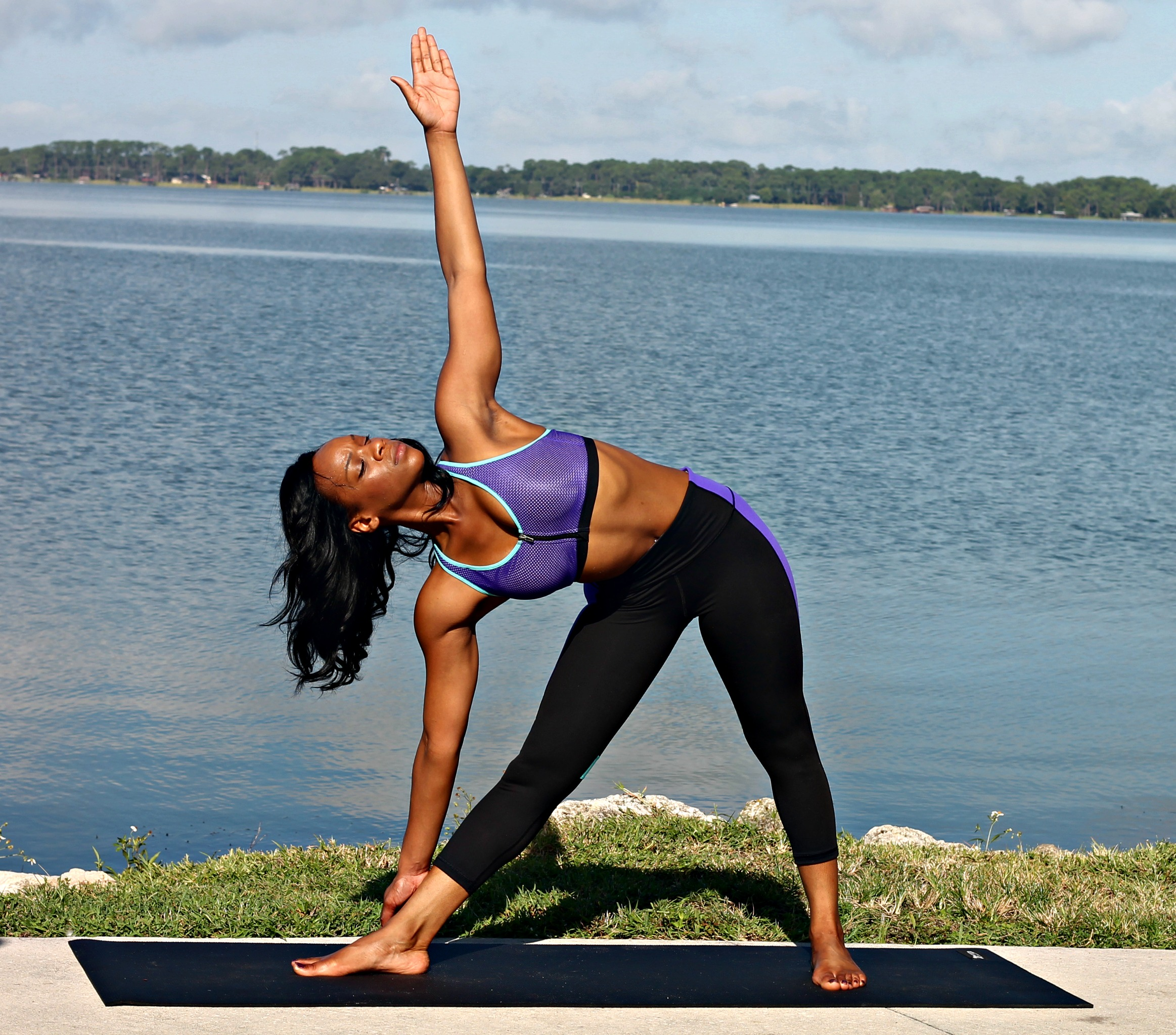 Hip & Heart-Opening Morning Yoga Sequence