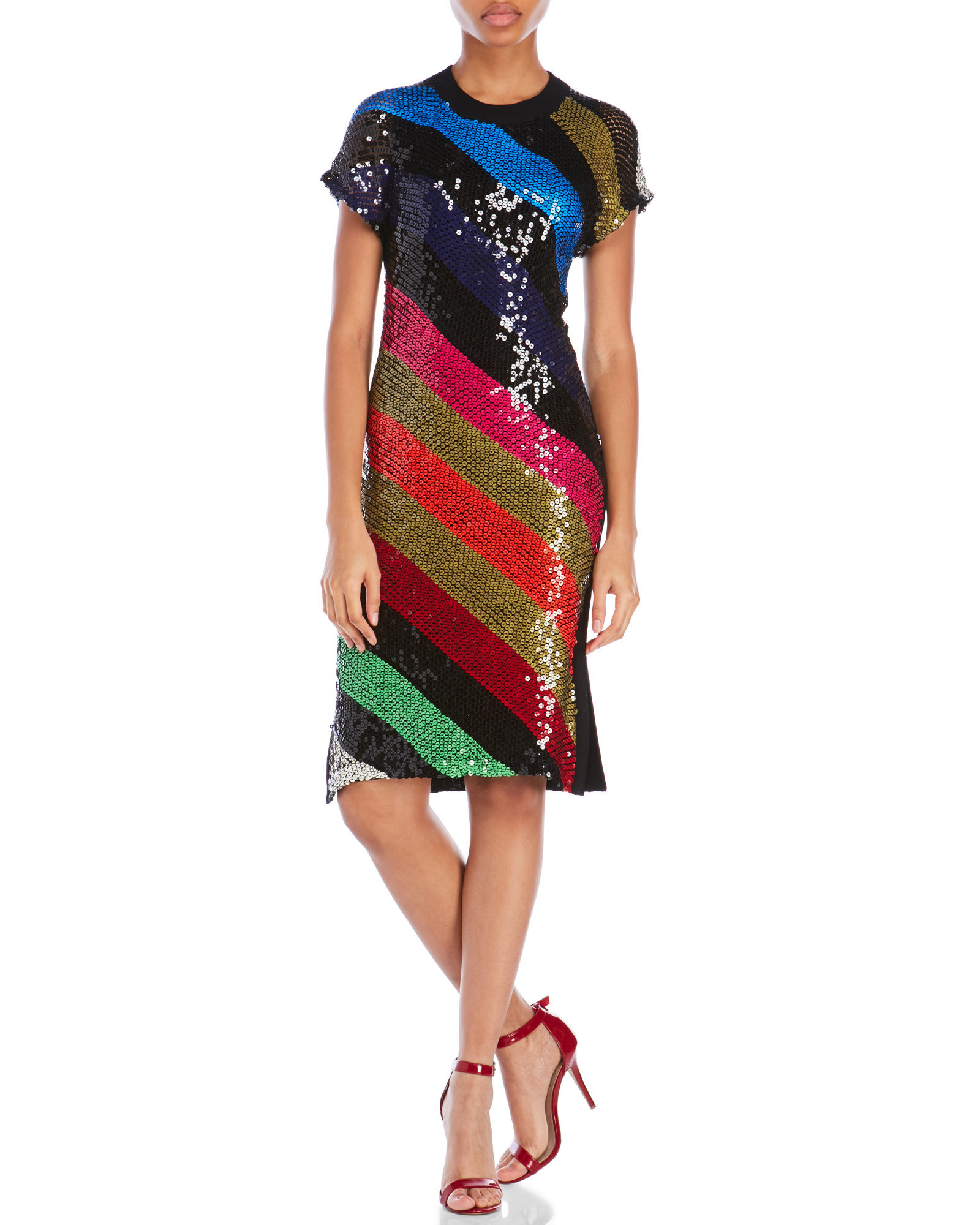 SEQUIN-DRESS-FASHION-PICK-CENTURY-21-BEAUTY-AND-THE-BEAT-BLOG