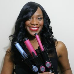 kiss-professional-instawave-hair-curling-iron-product-review-after-picture-beauty-and-the-beat-blog