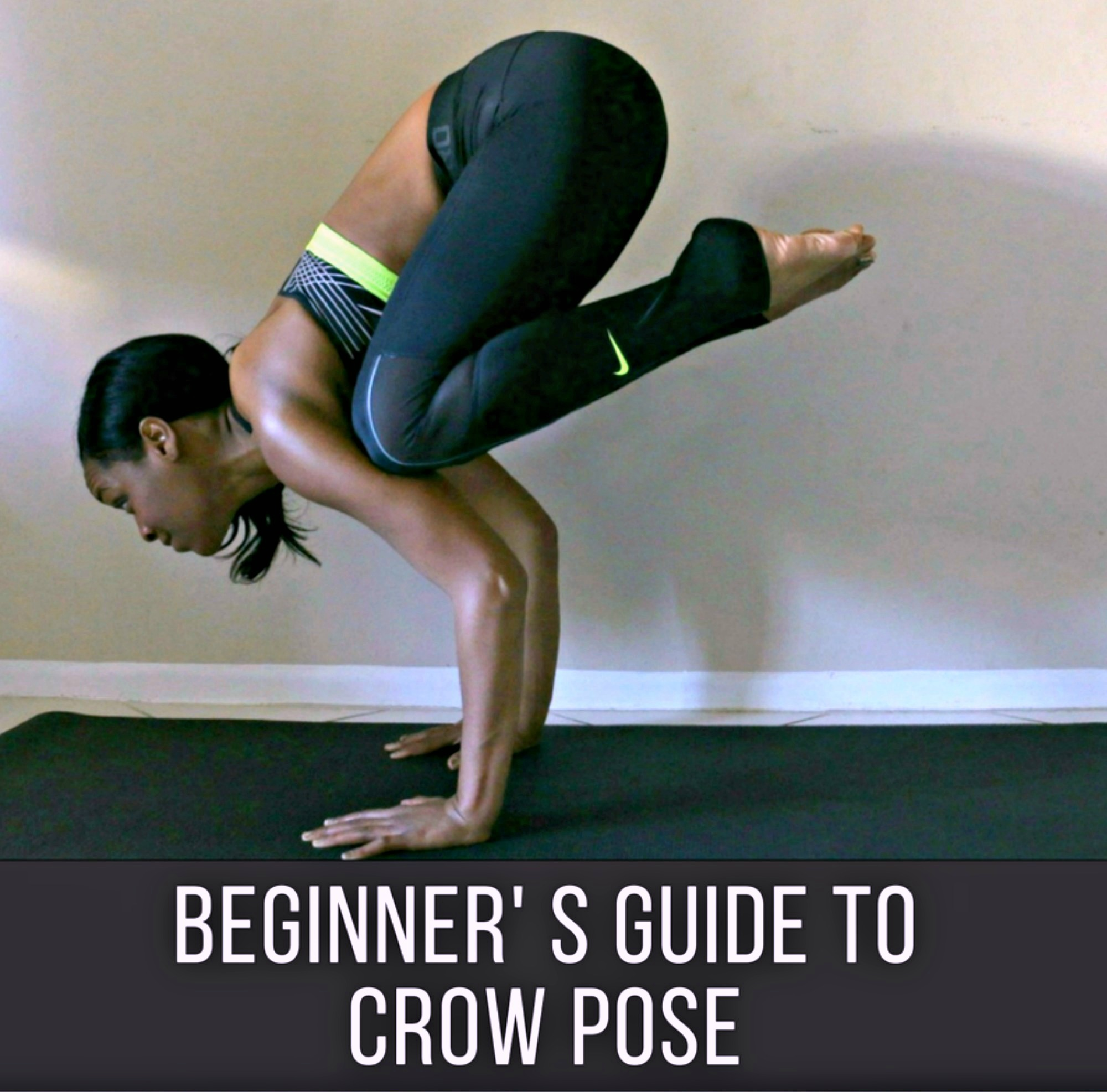 Crow Pose Tutorial For Yoga Beginners Beauty Amp The Beat