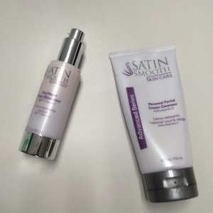 Satin Smooth Skin Care is my Current Obsession!