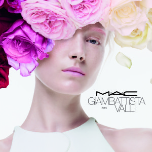 First Look: MAC Cosmetics x Giambattista Valli Lipstick Collection For Summer 2015